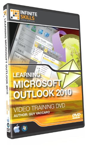 Microsoft Outlook 2010 Training Video - Tutorial DVD Test