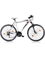 "Crossbike 28"" Tretwerk Arch 1.0"