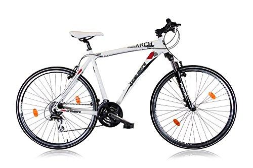Tretwerk Arch 1.0 28 Zoll Crossbike Weiß 56 cm (2017), 56