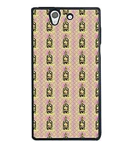 PrintVisa Designer Back Case Cover for Sony Xperia Z :: Sony Xperia ZC6603 :: Sony Xperia Z L36h C6602 :: Sony Xperia Z LTE, Sony Xperia Z HSPA+ (Pattern)
