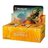 Magic The Gathering MTG-GRN-BD-EN Guilds of Ravnica Booster Display mit 36 Packungen, Mehrfarbig