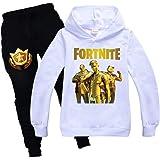 zhaojiexiaodian Garçon Unisexe 3D Imprimer Pull Enfants Jogging Hoodies Sweat Survêtements Vêtements de Sport Jumper Hip Hop