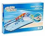 VEDES Großhandel GmbH - Ware Splash & Fun Kindermatratze Beach Fun Sichtfenster 110x60cm