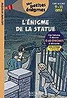 Mes petites énigme : L'énigme de la statue par Hauenschild