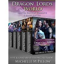 Dragon Lords World: Limited Edition Romance 5 Book Box Set (English Edition)