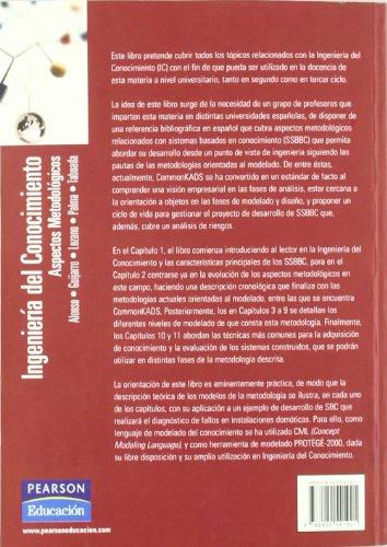 Ingeniería del conocimiento: Aspectos metodológicos