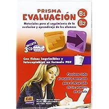 Evaluación PRISMA B1/B2: Materiales para el seguimiento de la evolución y aprendizaje de los alumnos