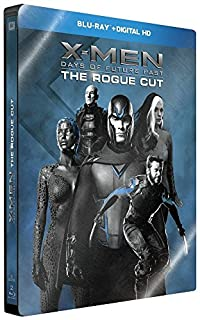 X-Men : Days of Future Past - The Rogue Cut (Édition Collector) [Blu-ray] [Édition Limitée Rogue Cut boîtier Pack Métal] (B00VX2HJ7Q) | Amazon price tracker / tracking, Amazon price history charts, Amazon price watches, Amazon price drop alerts