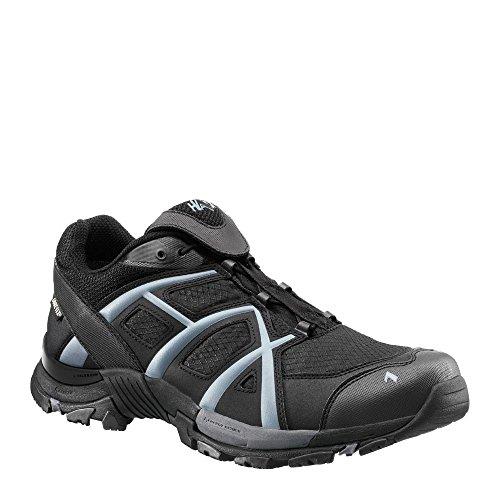 HAIX Black Eagle Athletic 10 Low Dämpfender Funktionsschuh für Arbeit und Freizeit. 40 (Schwarz Athletic Schuhe Arbeiten)
