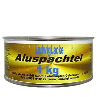 1 Dose 1000 g Alu Spachtelmasse für KFZ Reparaturen