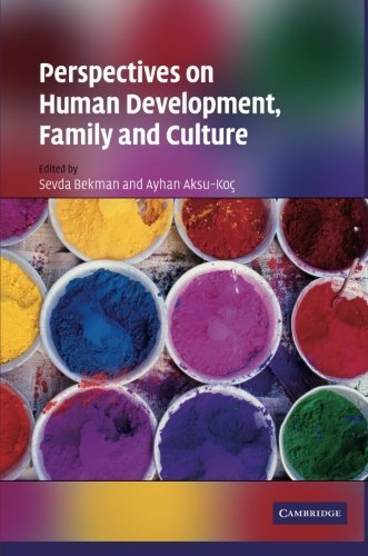 Perspectives on Human Development, Family, and Culture (2012-08-16)