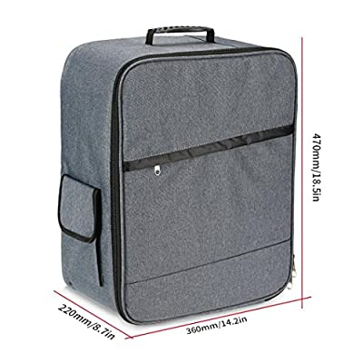 For XIAOMI Mi Drone, HUHU833 Outdoor Shockproof Backpack Shoulder Bag Soft Carry Bag from Huhu833