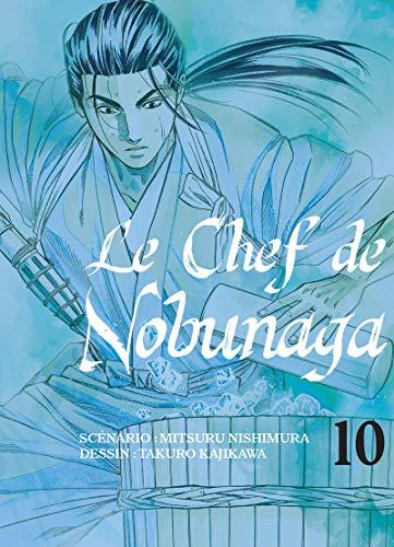 Le chef de Nobunaga - tome 10 (10) par Mitsuru Nishimura