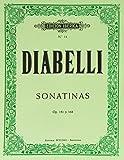 11 Sonatinas para piano, Op.151 y 168