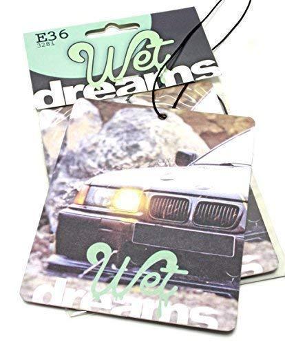 Wet Dreams E36 Auto Duftbaum Lufterfrischer Air Freshener - Dub (Duft: Winterwald) -
