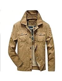 cappotto Amazon uomo Giacche it Giacche EUR 50 100 cammello aa5qwRUr