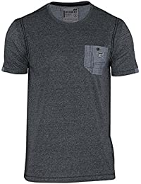 Mens T Shirt Dissident 'Gormit' Crew Neck Short Sleeved Summer Casual Top S-XL