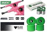 Longboard Achsen Set Basic | Amok Trucks 7