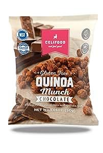 Quinoa Munch, Chocolate, 30g, Gluten-Free (6-Pack)