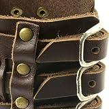 SilberDream Lederarmband braun Herren Leder Armband Echtleder LA1772 - 2