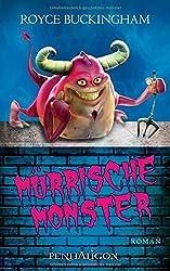 Mürrische Monster: Roman (Demonkeeper, Band 2)