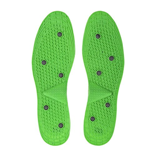 Deltakrt Yoko Acupressure Health Shoe Sole with Magnets To Increase Height