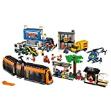 LEGO City Town 60097 City Square Building Kit by LEGO