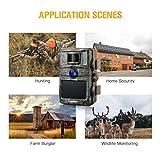 Campark T70 Überwachungskamera