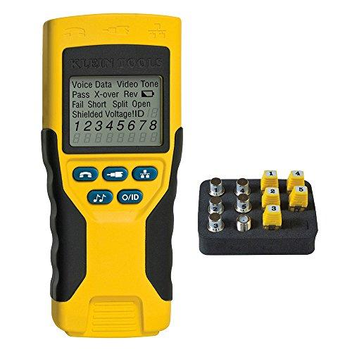 Klein Tools VDV Scout Pro 2test-n-map Fernbedienung Kit, mehrfarbig, VDV501-823, 0 voltsV