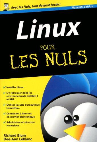 Linux Poche pour les Nuls, nouvelle édi