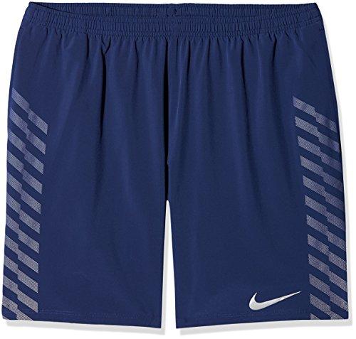 Nike Herren M NK Flash Short DSTNC 7IN UL GX Laufshorts Binarisches Blau XL