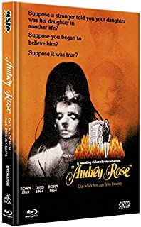 Audrey Rose - uncut (Blu-Ray+DVD) auf 333 limitiertes Mediabook Cover B [Limited Collector's Edition]