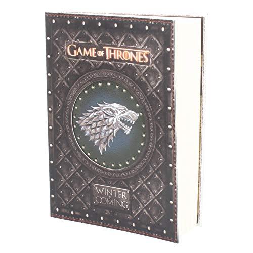 Game of Thrones Offizielles Lizenziertes Stark Winter kommt kleines Journal (Kleines Journal Notebook)