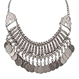 Zephyrr Fashion Coin Choker Turkish Styl...