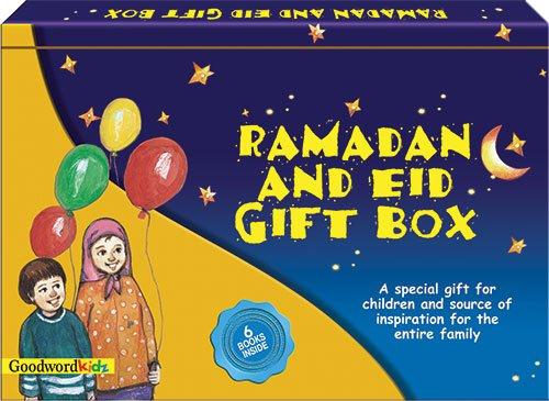 Ramadan and Eid Gift Box (Six Paper Back Books)