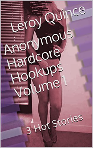 Anonymous hookups