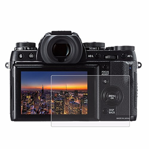 HITSAN PULUZ PU5518 Camera Glass Screen Protector for Fujifilm X-T1 X-T2 One Piece