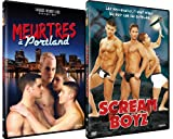 pack frissons : meurtres à portland + scream boyz