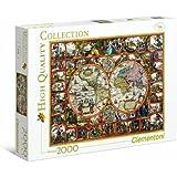 Clementoni - 32551.1 - Puzzle - Magna charta - 2000 Pièces