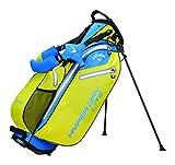 Callaway Hyper Dry Lite Tasche für Golfschläger, Herren Einheitsgröße Gelb/Blau / weiß