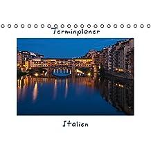 Italien, Terminplaner (Tischkalender 2016 DIN A5 quer): Der Fotograf Gunter Kirsch zeigt bekannte und weniger bekannte Impressionen aus dem ... 14 Seiten) (CALVENDO Orte)