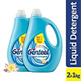 Godrej Genteel Liquid Detergent, 1kg + 1kg (Buy 1 Get 1 Free)