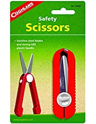 Coghlans Safety Scissors - Red