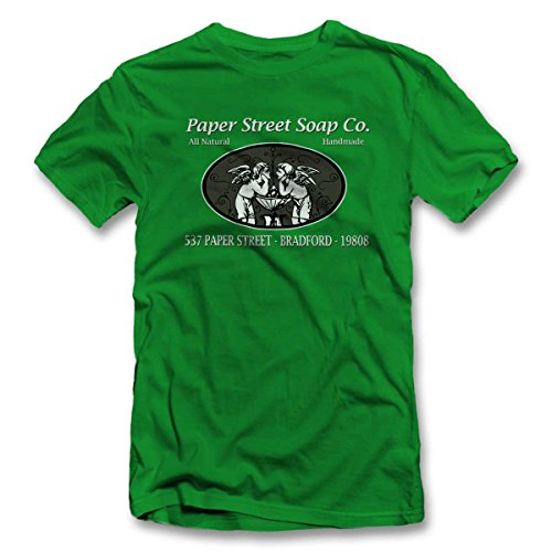 Paper Street Soap Company T-Shirt S-XXL 12 Farben / Colours Grün