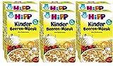 HiPP Kinder Beeren-Müsli, 6er Pack (6 x 200 g)