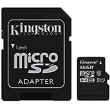 16GB Clase 10tarjeta de memoria microSDHC con adaptador SD para HTC uno M9, Samsung Galaxy S5, S5Mini, S4, S4Mini, S3, S3Mini, Blackberry PRIV, pasaporte, Classic, Q10, Q5, Z10, Z30, 9720,9320, Sony Xperia Z, Z1, Z1Ultra, Z2, Z3, Z3Compact,Z4, Z5, M, M2, M2Aqua, SP, T, T3, E1, HTC uno M8, One Mini 2, One Max, Nokia Lumia 1320,735,1520,620,630,720,520,530,625,635,810,820, Nokia 108, 220, 225, Samsung Galaxy Ace S5830, Sony Xperia Z Tablet, Samsung Galaxy Tablets, Vodafone Smart 4Power, Turbo, Max, Mini
