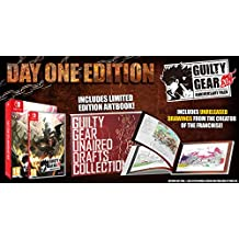 Guilty Gear Xx Accent Core 20Th Anniversary Pack - Day One Edition Nintendo Switch- Nintendo Switch