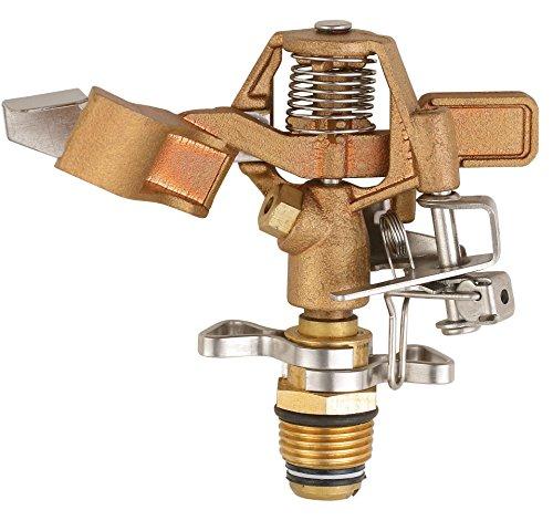 Impact Sprinkler (Heavy Duty Messing Impact Head Sprinkler)