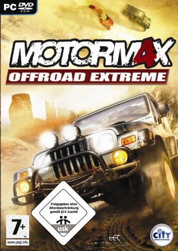 MotorM4X: Offroad Extreme