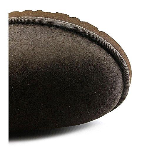 Ugg Australia Classic Tall, Unisex - Kinder Stiefel Marrone (Chocolate)